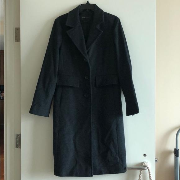 BCBGMaxAzria Jackets & Blazers - BCBG MAXAZRIA WOOL COAT